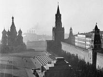 Красная площадь. 1941 год