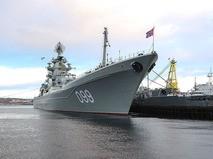 """Атомный крейсер """"Петр Великий"""""""