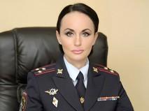 Официальный представитель МВД Ирина Волк