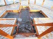 Подготовка к Крещенским купаниям