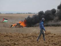 Обострение ситуации в секторе Газа