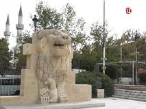 Лев Аллат - артефакт первого века до нашей эры