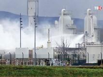 Врыв на газовой станции в Австрии