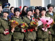 Военные медики вернулись в Краснодарский край после командировки в Сирию