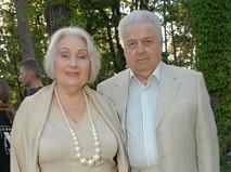 Михаил Танич с супругой Лидией Козловой