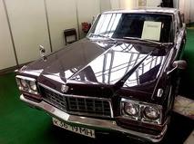 Автомобиль из коллекции генерального секретаря ЦК КПСС Леонида Брежнева