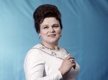 Певица Людмила Зыкина