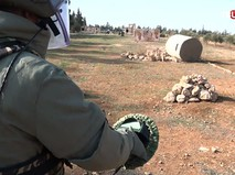 Cирийские саперы