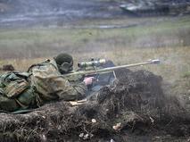 Тактические учения в Воронежской области