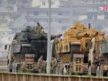 Армия Турции перебрасывает военную технику