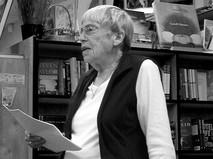 Писательница Урсула Ле Гуин