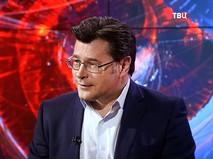 Гендиректор центра политической информации Алексей Мухин