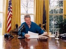 Ошибка президента Клинтона