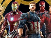 """Плакат к фильму """"Мстители: Война бесконечности"""""""