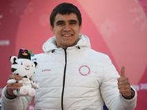 Российский спортсмен Никита Трегубов