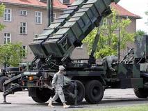 Батарея американских ракет противовоздушной обороны Patriot