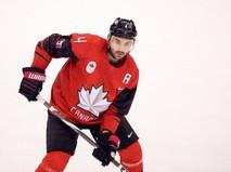 Хоккеист сборной Канады Чарльз Геноуэй