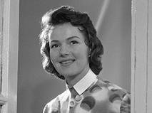 Юлия Борисова. 1962 год