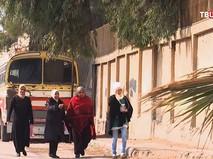 Гуманитарный коридор для мирных жителей
