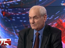 Леонид Ивашов, президент Академии геополитических проблем