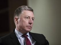 Представитель Госдепа США по делам Украины Курт Волкер