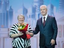 Сергей Собянин на церемонии награждения работников ЖКХ
