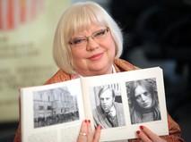 Светлана Крючкова презентует альбом, выпущенный к её 60-летию в Санкт-Петербурге