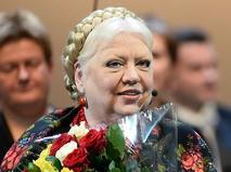 Светлана Крючкова в Концертном зале имени Петра Ильича Чайковского