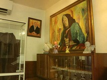 В доме-музее Ванги