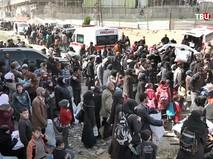 Беженцы в Сирии