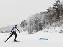 Анна Миленина на XII зимних Паралимпийских играх в Пхенчхане