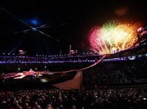 Церемония закрытия Паралимпиады в Пхенчхане