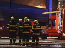 Пожарные Чехии