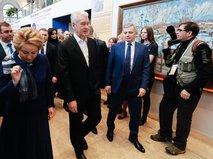 Мэр Москвы Сергей Собянин на открытии Московского культурного форума-2018