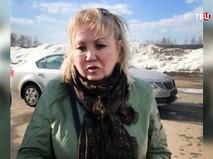 Начальница инспекции государственного строительного надзора Кемеровской области Танзилия Комкова