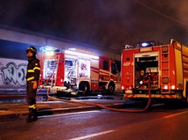 Пожарные Италии