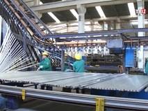 Производство металла в Китае