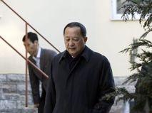 Министр иностранных дел КНДР Ли Ен Хо