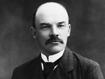 Владимир Ильич Ленин. 1910 год