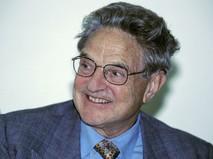 Американский финансист, инвестор и филантроп Джорж Сорос