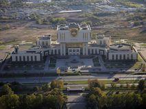 Фундаментальная научная библиотека МГУ на Ломоносовском проспекте