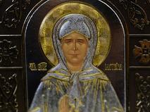 Иконы святой Матроны Московской