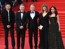 Церемония открытия 40-го юбилейного Московского международного кинофестиваля