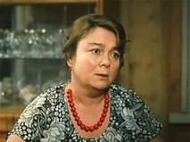 """Нина Дорошина. Кадр из фильма """"Любовь и голуби"""""""
