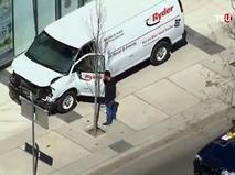 Автомобиль в Торонто задавил людей
