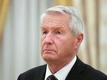 Генсек Совета Европы Турбьёрн Ягланд