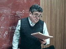 "Евгений Весник в фильме ""Приключения Электроника"""