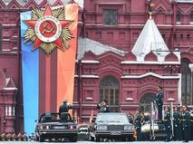 Министр обороны РФ Сергей Шойгу и главнокомандующий Сухопутными войсками РФ Олег Салюков