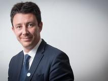Официальный представитель правительства Франции Бенжамен Гриво