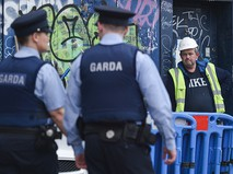 Полиция Ирландии
